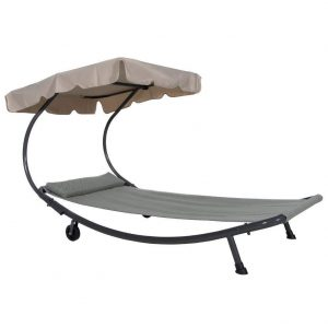 Abba Patio Outdoor Portable Double Chaise Lounge Hammock Bed with Sun Shade and Wheels.jpg